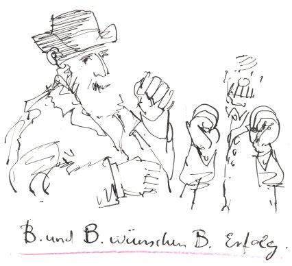 BBB Karikatur